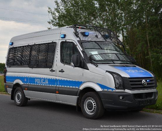 """Policja Inowrocław: """"Senior na drodze - pamiętaj o bezpieczeństwie"""" - ogólnopolska akcja edukacyjna odbyła się w Inowrocławiu"""