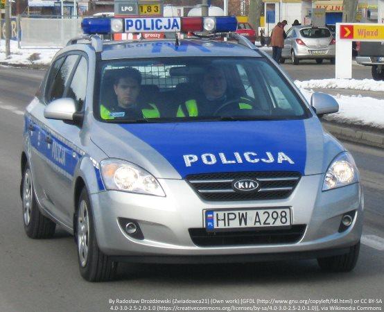Policja Inowrocław: Aresztowany za serię przestępstw