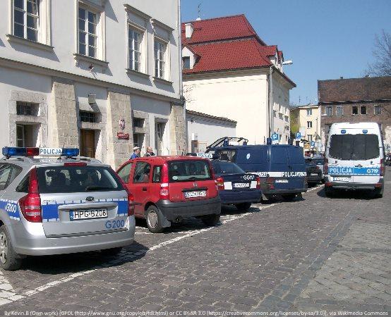 Policja Inowrocław: 128 km/h tyle jechał kierowca bmw