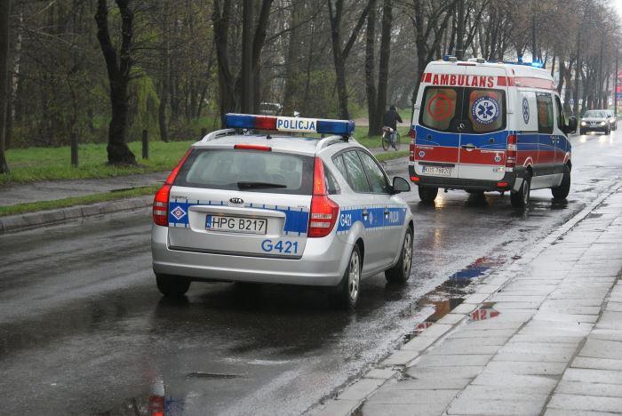 Policja Inowrocław: Uroczyste przywitanie nadinspektora Piotra Leciejewskiego